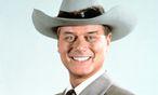 Larry Hagman in der Rolle seines Lebens: JR Ewing. / Bild: (c) AP (CBS)
