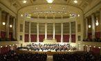 Ein Auftritt in einem großen Konzertsaal - jeder Musiker träumt davon / Bild: Michaela Seidler