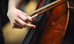 Cellist / Bild: EPA