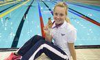 Schwimmerin Lisa Zaiser  / Bild: GEPA pictures