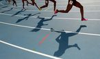 Symbolbild Leichtathletik / Bild: APA/EPA/BERND THISSEN