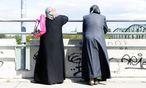 Muslimische Frauen / Bild: Die Presse/Clemens Fabry
