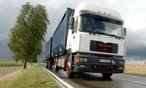 Flächendeckende Länder-Lkw-Maut geplatzt / Bild: www.BilderBox.com