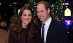 William und Catherine  / Bild: APA/EPA (Neilson Barnard)