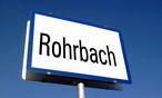 Bezirksstadt Rohrbach / Bild: www.BilderBox.com