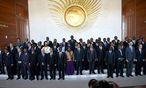 Das Treffen der Afrikanischen Union in Äthiopien / Bild: APA/EPA/GCIS / HANDOUT