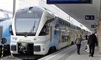 Archivbild: Ein Zug der Westbahn / Bild: dapd