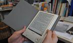 E-Book-Reader  / Bild: Michaela Bruckberger