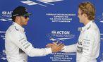 Lewis Hamilton und Nico Rosberg / Bild: REUTERS