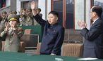 Nordkoreas Diktator Kim Jong-un / Bild: EPA