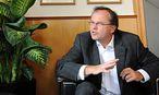 Archivbild: Günther Kräute im Jahr 2009 / Bild: (c) Die Presse / Fabry