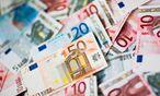 Symbolbild: Euro-Geldscheine / Bild: (c) BilderBox.com