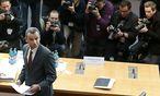 Sebastian Edathy gab im Deutschen Bundestag seine Aussagen zu Protokoll. / Bild: (c) REUTERS