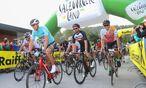 Start zum Eddy Merckx Classic Radmarathon in Fuschl am See  / Bild: (c) SalzburgerLand (Franz Neumayr)