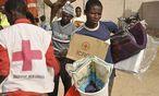 Viele Menschen sind auf der Flucht vor den Islamisten von Boko Haram, wie hier in einem Flüchtlingscamp in der Nähe von Kano in Nigerien. / Bild: (c) REUTERS