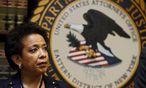 US-Justizministerin Loretta Lynch / Bild: APA/EPA/JUSTIN LANE