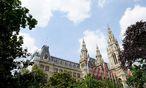 Das Wiener Rathaus / Bild: Clemens Fabry