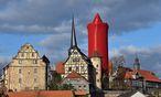 Seit 25 Jahren eine Art Leuchtturm / Bild: APA/EPA/UWE ZUCCHI