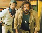 Die Filme von Terence Hill und Bud Spencer wurden in Schnodderdeutsch synchronisiert / Bild: Warner