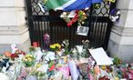Photo Tributes to former South African president Nelson Mandela / Bild: imago/UPI