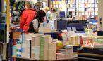 Buchhandlung / Bild: Die Presse