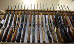 Symbolbild Waffenverkauf / Bild: REUTERS