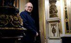 """Dirigent Adam Fischer: """"Ich bin ein klarer Fall eines Wirtschaftsflüchtlings."""" / Bild: Die Presse"""