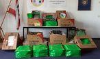 Im Mai machte die deutsche Polizei einen ähnlichen Fund. / Bild: APA/EPA/SOEREN STACHE