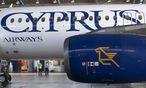 Cyprus Airways Public Ltd. Aircraft Ahead Of Possible Sale / Bild: Bloomberg