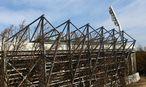 Der neue Tempel für die Grün-Weißen ist schon im Bau. / Bild: GEPA pictures