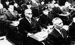 Auschwitz-Prozess in Frankfurt / Bild: (c) imago stock&people (imago stock&people)