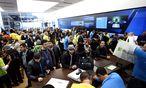 Microsofts Surface-Geräte finden Anklang. / Bild: APA/EPA/JUSTIN LANE