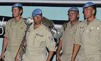 UNO-Soldaten / Bild: APA/HANS PUNZ