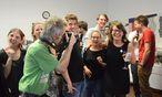 oeHWahl Rote Studenten erobern / Bild: (c) Presse Digital