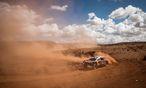 Offroad-Rennen in Bolivien. / Bild: GEPA pictures