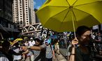 Tausende protestieren in Hongkong gegen unfaire Wahlen / Bild: (c) Bloomberg (Lam Yik Fei)