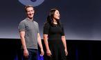 Mark Zuckerberg und Pricilla Chan  / Bild: REUTERS