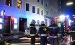 Brand in der Gellertgasse / Bild: (c) APA