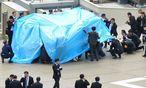 Drohne auf den Amtssitz von Japans Ministerpräsident Shinzo Abe / Bild: REUTERS