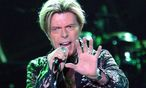 David Bowie / Bild: (c) EPA (MAURIZIO GAMBARINI)