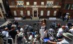 Die Polizei hat mehr Einblick in die Arbeit britischer Journalisten, als diesen lieb ist. / Bild: EPA