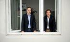 Reinhold Baudisch und Michael Doberer / Bild: Die Presse