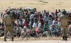 Syrische Flüchtlinge  / Bild: imago (Xinhua)