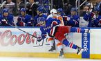 Rangers gegen Flyers / Bild: USA Today Sports