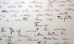 Kafka-Briefe / Bild: EPA