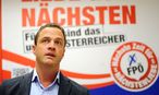 Johann Gudenus / Bild: Die Presse (Fabry)