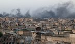 Russland gegen Waffenruhe im Raum Aleppo / Bild: REUTERS