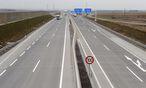 Die Nordautobahn (A5) führt derzeit bis Schrick / Bild: (c) Clemens Fabry / Die Presse