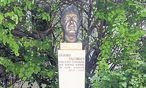 1961 errichtet: Sigurd-Jacobsen-Denkmal, Wien Margareten. / Bild: Wolfgang Freitag