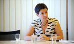 Gegenmaßnahme von Wiens Stadträtin Wehsely.  / Bild: (c) Die Presse/Clemens Fabry